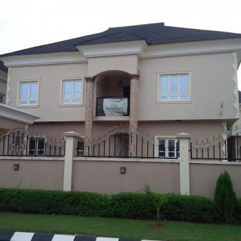 5 Bedroom Detached Duplex with a Room Bq, Palm View Estate, Gra, Magodo, Lagos, Detached Duplex for Sale