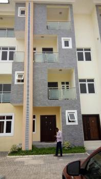 Serviced  3 Bedroom Maisonette with Bq, Oniru, Victoria Island (vi), Lagos, Terraced Duplex for Rent