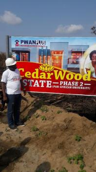 Cedarwood Estate, University Road, Behind Pan Atlantic University, Badore, Ibeju Lekki, Lagos, Mixed-use Land for Sale