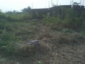 Four (4) and Half (1/2) Plots of Land Having an Uncompleted 24 Nos Classrooms, Fenced and Gated, Behind Maclean Filling Station, Olambe, Olambe, Ifo, Ogun, Land for Sale