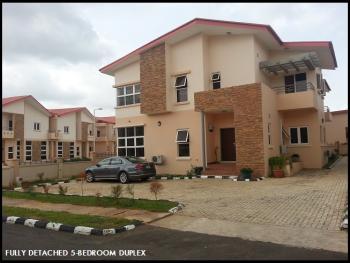 5-bedroom Detached House + 2 Room Bq, Apo, Abuja, Detached Duplex for Sale