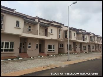 4-bedroom Terrace Duplex + 1 Room Bq, Apo, Abuja, Terraced Duplex for Sale