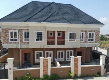 Newly Built 4 Bedroom, Agungi, Lekki, Lagos, Semi-detached Duplex for Rent