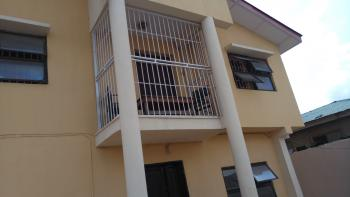 Newly Renovated House of 3 Bedroom Flat, Off Commercial Avenue, Sabo, Yaba, Lagos, Flat for Rent
