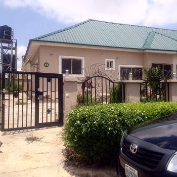 Luxury 2 Bedroom Bungalow, Panasonic Estate, Mbora, Abuja, Semi-detached Bungalow for Sale