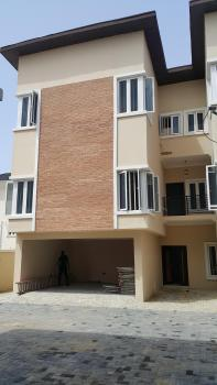 Brand New 4-bedroom Terrace House, Osapa, Lekki, Lagos, Terraced Duplex for Rent