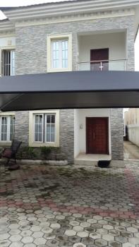 Well Finished  4 Bedrooms Semi Detached  Duplex, Bakare Estate, Agungi, Lekki, Lagos, Semi-detached Duplex for Rent