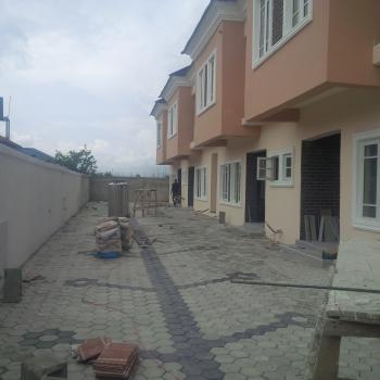 Lovely Duplex with Bq, Ikota Villa Estate, Lekki, Lagos, Terraced Duplex for Rent