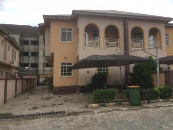 4 Bedroom Duplex with Bq, Hill Crest Estate, Mabuchi, Abuja, Semi-detached Duplex for Sale