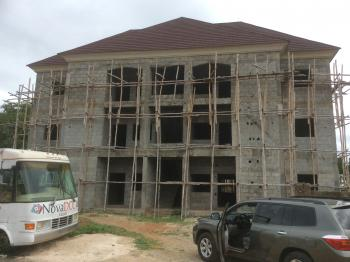 Carcass 6 Units of 3 Bedroom Flats, Opposite Nicon Junction, Katampe (main), Katampe, Abuja, Block of Flats for Sale