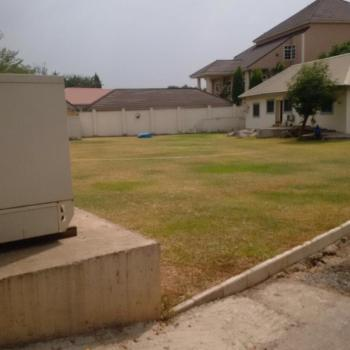 Land, Ontario Street, Maitama District, Abuja, Residential Land for Sale