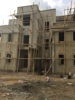 on-going 4 Bedroom Terrace Duplex with Excellent Facilities, Off Jahi-gwarimpa Expressway, Jahi, Abuja, Terraced Duplex for Sale