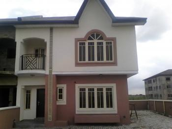 Newly Built 3 Bedroom Wing Duplex, Channel Television Area, Opic, Isheri North, Lagos, Semi-detached Duplex for Sale
