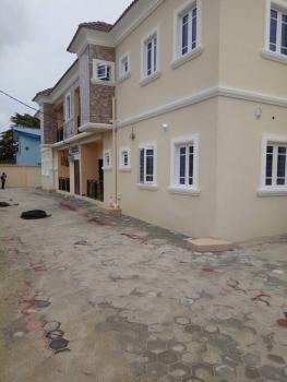 Brand New and Well Built 3 Bedroom Flat, Agungi, Agungi, Lekki, Lagos, Flat for Rent