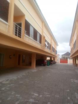 3 Bedroom Duplex, Victoria Crest Estate, Lafiaji, Off 2nd Toll Gate, Lekki, Lagos, Terraced Duplex for Rent