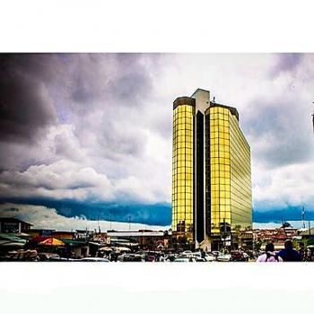 High Rise Office Space, 1 Alhaji Jimoh Odutola Road, Broking House, Dugbe, Oke Bola, Ibadan, Oyo, Office for Rent