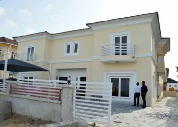4 Bedroom Duplex with Boys Quarter at Victory Park Estate, Off Shoprite Road, Jakande, Lekki, Victory Park Estate, Off Shoprite Road, Jakande, Lekki, Osapa, Lekki, Lagos, Detached Duplex for Rent