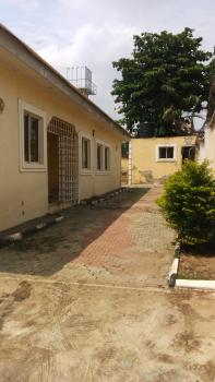 Well Built 4 Bedroom Detached Bungalow with Gate House, Off Herbert Macaulay Way, Zone 2, Wuse, Abuja, Office for Rent