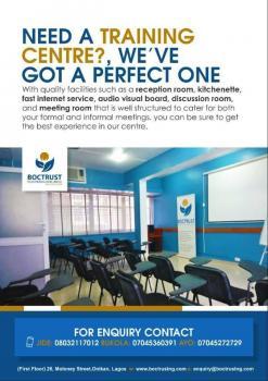 Training Center, 26, Moloney Street, Onikan, Lagos Island, Lagos, Conference / Meeting / Training Room for Rent