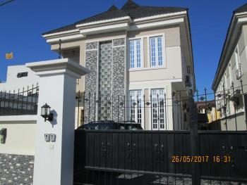 Luxury 4 Bedroom Terrace Duplex with Good Fittings, Off Dr Collins, Lekki Phase 1, Lekki, Lagos, Terraced Duplex for Rent