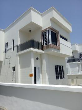 Amiable 4 Bedroom Semi Detached Duplex with God Fittings, Prince Eletu Drive, Osapa, Lekki, Lagos, Semi-detached Duplex for Sale