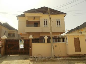 Brand New 4 Bedroom Fully Detached Duplex with a Staff Quarter, Ikota Villa Estate, Lekki, Lagos, Detached Duplex for Sale