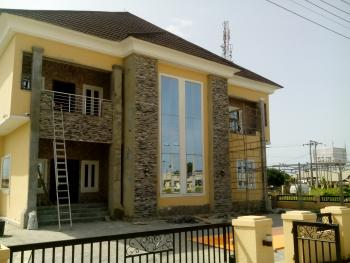 Modern 5 Bedroom Fully Detached Mansion with a State of The Art Features @ Northern Foreshore Estate Lekki Phase2, Northern Foreshore Estate Chevron Drive Lekki Phase1, Lekki Phase 2, Lekki, Lagos, Detached Duplex for Sale