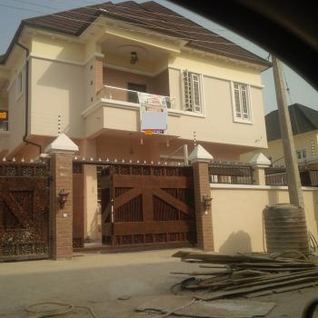 New and Well Finished 4bed, Ikota Villa Estate, Lekki, Lagos, Detached Duplex for Sale