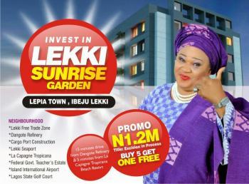 Royal Sunrise Garden, Lepia Town, Ibeju Lekki, Lagos, Residential Land for Sale