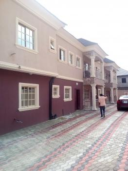 2 Bedroom Flats (upstairs and. Downstairs), Off  Lords Way,bisi Afolabi Street,akins Bus Stop Okeranla, Ajah, Lagos, Flat for Rent