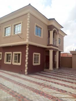 3 Bedroom Flats (downstairs), Off Lords Way,bisi Afolabi Street(akins Bus Stop)okeranla, Ado, Ajah, Lagos, Flat for Rent