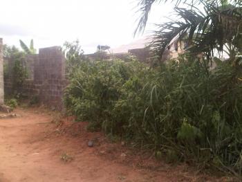 Half Plot of Land with 6 Rooms Un Completed, Balogun Iju Ogun State, Sango Ota, Ogun, Mixed-use Land for Sale
