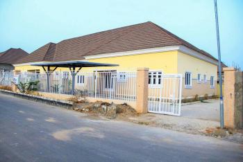 Brand New Luxury 3 Bedroom Semi Detached Bungalow(serviced), Beaufort Estate By Voice of Nigeria, Lugbe District, Abuja, Semi-detached Bungalow for Sale