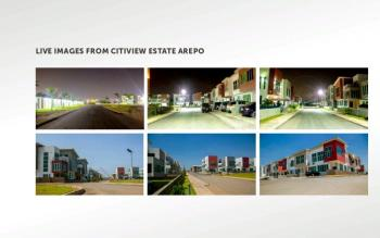 500 Sq Land, Cranbel Court, Few Minutes Drive From Magodo and Alausa Secretariat, Berger, Arepo, Ogun, Residential Land for Sale