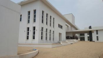 6 Bedroom Mansion with 3 Bedroom Guest Chalet, 3 Rooms Servant Quarters, Off Yakubu Gowon Way, Asokoro District, Abuja, Detached Duplex for Sale