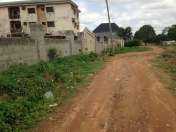 Well Located 2,300 Square Metres of Residential Land, After Kado Fish Market, Life Camp, Gwarinpa, Abuja, Residential Land for Sale