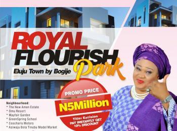 Royal Flourish Park Land for Sale with Govt. Excision, Ibeju Lekki, Ibeju, Lagos, Land for Sale