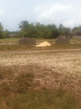 Prime Fenced Land at Ogombo Road By Abraham Adesanya Estate, Ajah, By Abraham Adesanya Estate, Ogombo, Ajah, Lagos, Residential Land for Sale