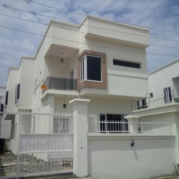 Brand New 5-bedroom Fully Detached House with Bq in Osapa, Osapa, Lekki, Lagos, House for Sale