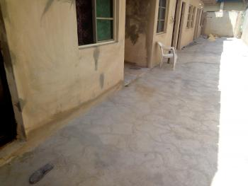 a Lovely Newly Big Mini Flat @ Palmgrov By Shipeolu Lagos, Yaba, Lagos, Flat for Rent