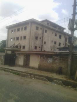 Uncompleted Hotel 19 Ajibodu Street Off College Road Ogba Ikeja