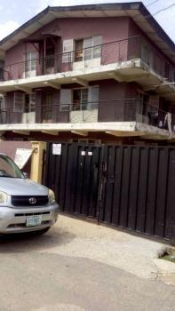 Two Storey  Building of 6 Nos. 3 Bedroom Flat, Pedro, Shomolu, Lagos, Block of Flats for Sale