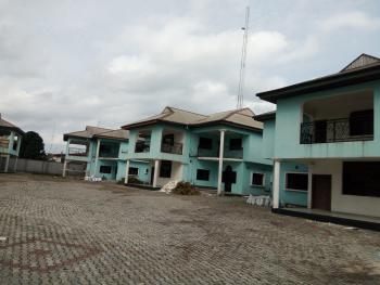Magnificent 4 Units of 5 Bedrooms Detached Duplexes with 2 Bedrooms Boys Quarters, Off Nsirim Road, Gra Phase 3, Port Harcourt, Rivers, Detached Duplex for Rent