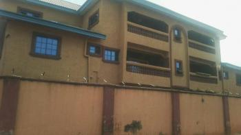 4 Flats of 3 Bedroom and Penthouse of Double 1 Bedroom and 2 Shops in Front, Benin/asaba Express Way, By Former Ministry of Transportation,  Opposite Federal Road Safety Corps Office, Asaba, Delta, Block of Flats for Sale