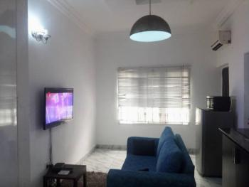 Tastefully Furnished and Serviced One Bedroom Apartment with Balcony, Off Chevron Drive, Lekki, Lagos, Mini Flat Short Let
