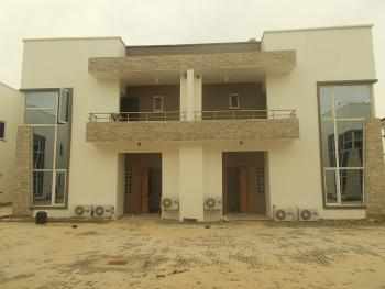 Serviced Executive 4 Bedroom Semi-detached Duplex with a Staff Quarter +swimming Pool + Gym + Jetty + Rooftop Lounge, Phase 2, Osborne, Ikoyi, Lagos, Semi-detached Duplex for Rent
