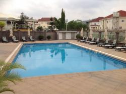 Exquisite  1bedroom Furnished And Serviced Apartment, Maitama District, Abuja, 1 bedroom, 2 toilets, 1 bath Flat / Apartment for Rent