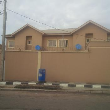 4 Bedroom Semi Detached Duplex (all En Suite) with Fitted Kitchen, Ample Parking Space, Green Area, Family Lounge and 2 Room Bq, Omole Phase 1, Ikeja, Lagos, Semi-detached Duplex for Rent