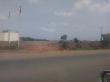 8 Hectares School Land, Directly on The Express, After Shoprite, Dutse, Abuja, Mixed-use Land for Sale