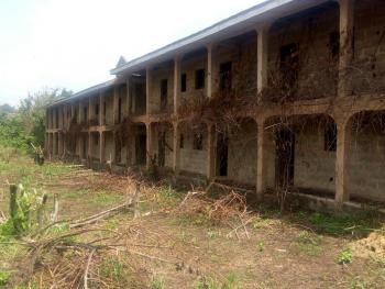 Uncompleted 20 Self-contained Rooms Hostel, Ago, Abeokuta South, Ogun, Hostel for Sale